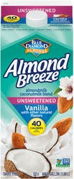 Unsweetened Vanilla Almondmilk Coconutmilk Photo