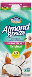 Unsweetened Almondmilk Coconutmilk Photo