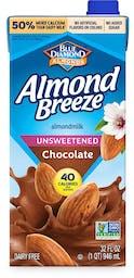 Shelf Stable Unsweetened Chocolate Almondmilk Photo