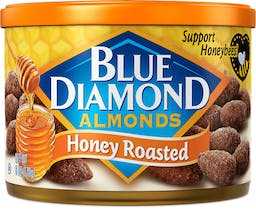 Honey Roasted Almonds Photo