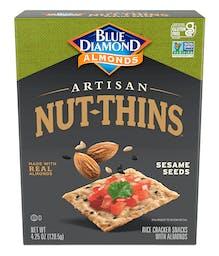 Sesame Seed Artisan Nut-Thins® Photo