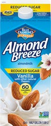 Reduced Sugar Vanilla Almondmilk Photo