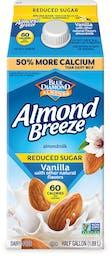 Reduced Sugar Vanilla Almondmilk Photo