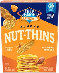 Cheddar Cheese Nut-Thins® Photo