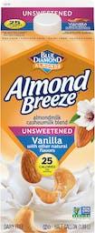 Unsweetened Vanilla Almond Cashew Milk Photo