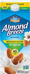 Reduced Sugar Almondmilk Photo