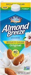 Reduced Sugar Almondmilk Photo