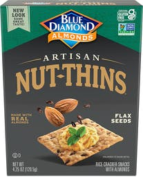 Flax Seed Artisan Nut-Thins® Photo