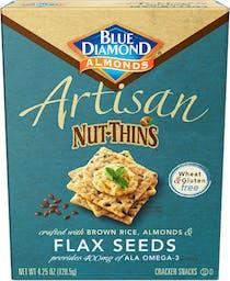Flax Seed Artisan Nut Thins Photo