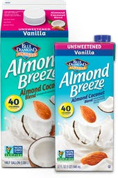 Unsweetened Vanilla Almond Coconut Milk Photo