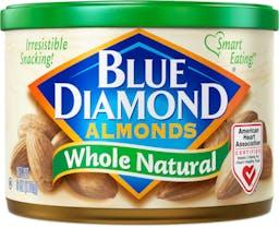 Whole Natural Almonds Photo
