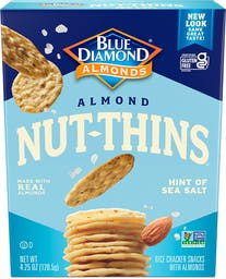 Hint of Sea Salt Nut-Thins® Photo